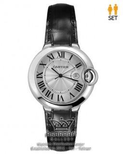 ساعت رسمی مردانه cartier ballon bleu S17