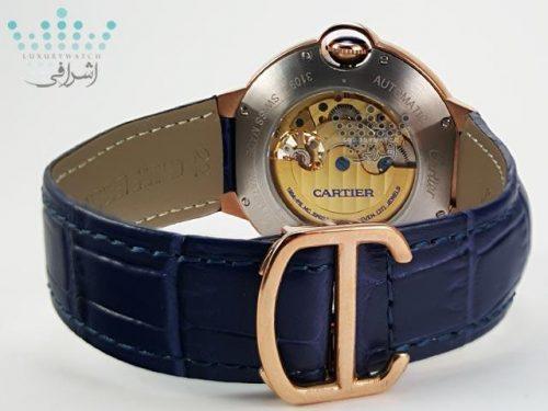 قفل ساعت کارتیه بالان بلو cartier ballon bleu XB4