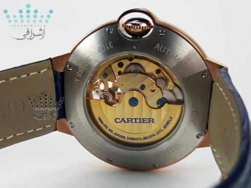 موتور ساعت بالان بلو cartier ballon bleu XB4