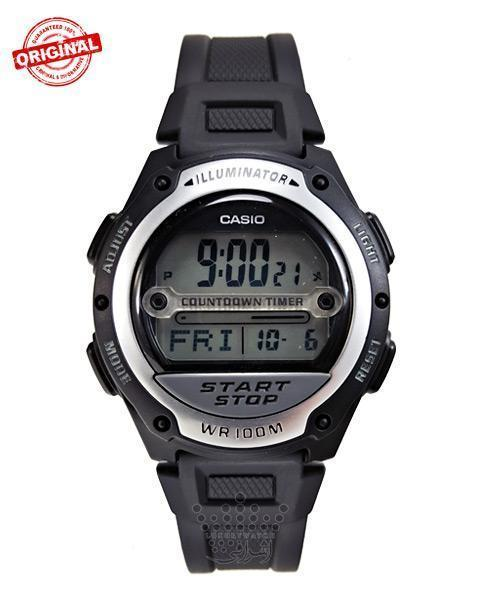 ساعت اصل کاسیوcasio W-7561-1avdf-01