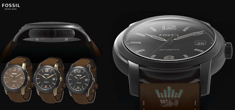 fossil watches - ساعت فسیل، معرفی، تاریخچه و محصولات