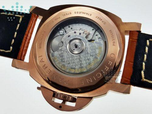 موتور ساعت luminor panerai GMT 12