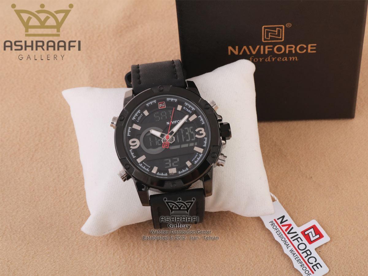 ساعت اصلی naviforce 9097M