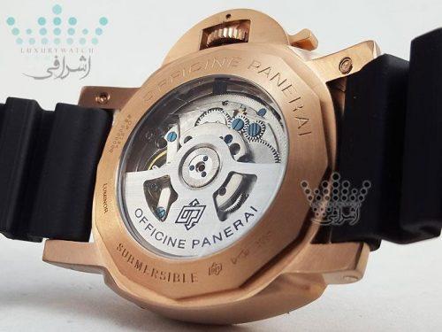 موتور ساعت لومینور سابمرسیبل پانرای - panerai submersible-G