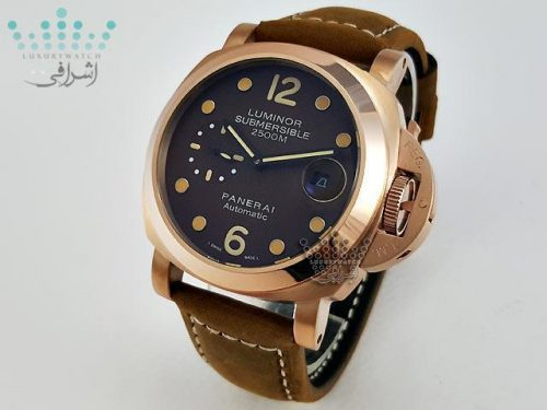 ساعت پنرای خاص مدل submersible-G25
