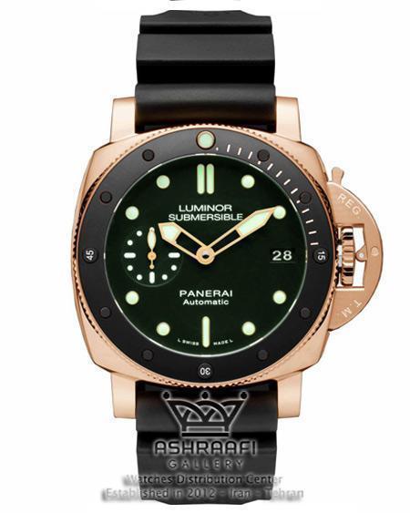 ساعت پنرای ساب مارزیبل panerai submersible SB3