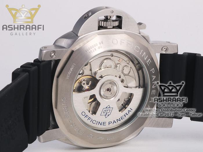موتور اتوماتیک ساعت پنرای panerai submersible SB3