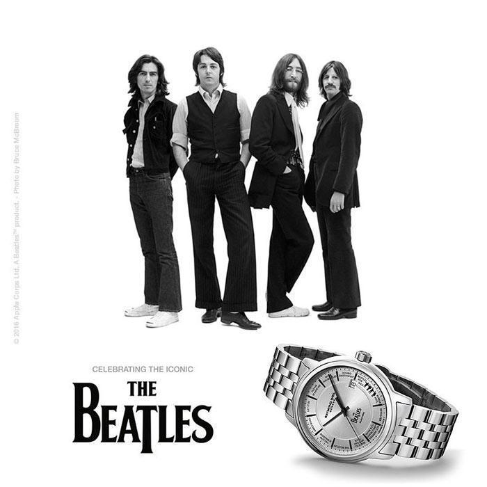 ساعت ریموند ویل بیتلز