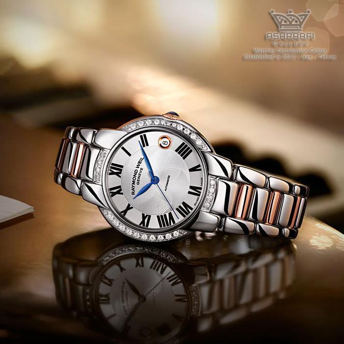 ساعت ریموند وایل اصل فلزی