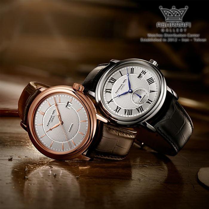ساعت اصل ریموند ویل اورجینال بهترین قیمت
