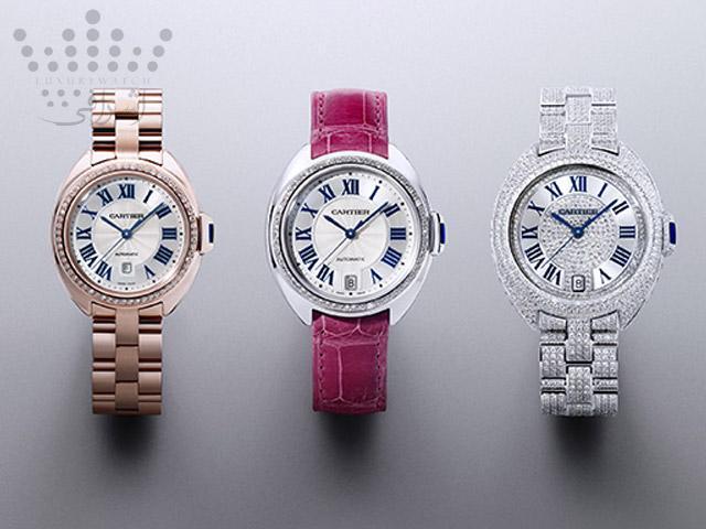 انواع ساعت لوکس اصلی زنانه دخترانه در اشکال مختلف 2019